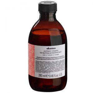 alchemic shampoo rosso davines