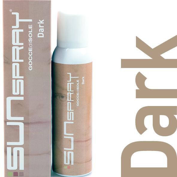 sun spray gocce di sole dark studio21 parrucchieri