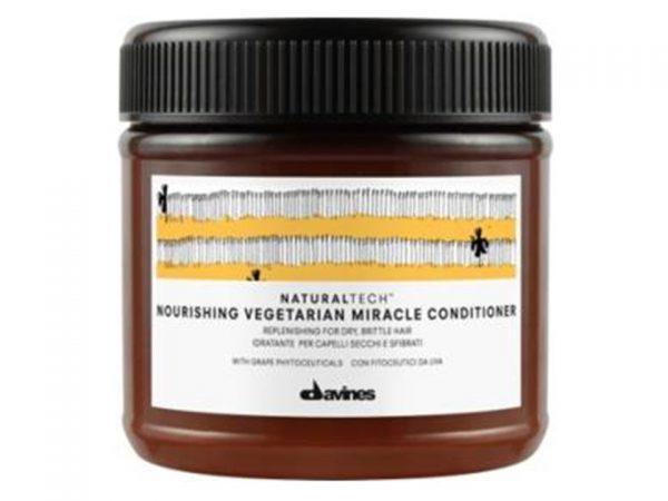 vegetarian miracle