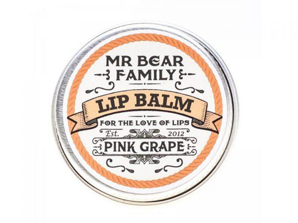 LIP BALM PINK GRAPE
