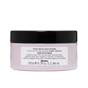 Your Hair Assistant prep rich cream