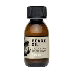 olio da barba dear beard amber
