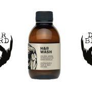 shampoo doccia rivitalizzante corpo capelli dear beard