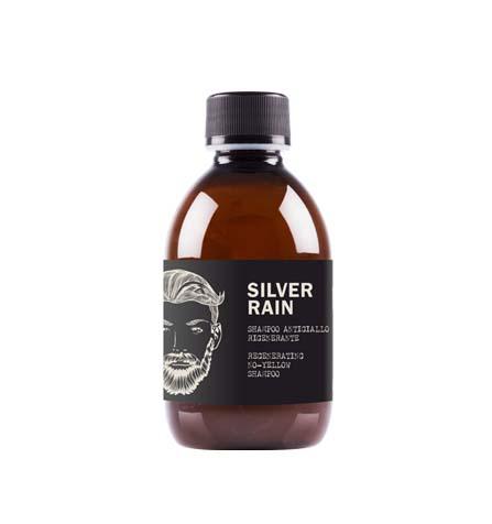 DEAR BEARD SILVER RAIN SHAMPOO ANTIGIALLO RIGENERANTE