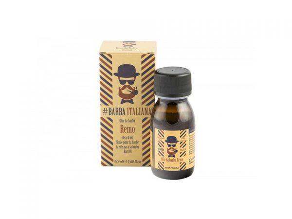 olio da barba remo barba italiana1