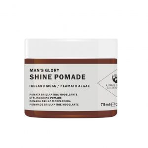 shine pomade man's glory dear beard
