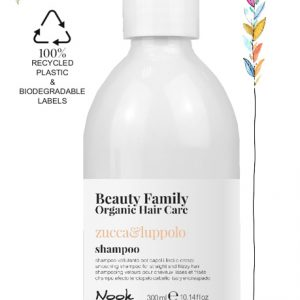 Shampoo-Zucca- e luppolo beauty family organic hair care nook studio21 parrucchieri