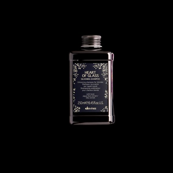 heart of glass davines shampoo studio21parrucchieri